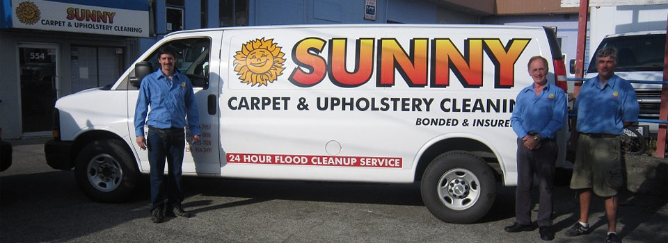 About Sunny Carpet Amp Duct Cleaning Victoria Bc